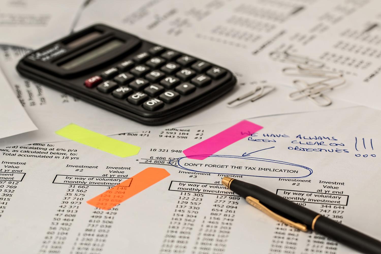 Buchhaltung und Steuererklärung